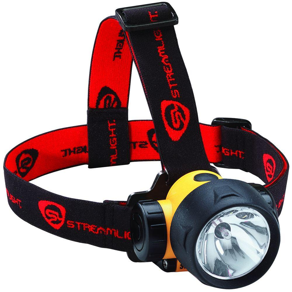 Streamlight Trident Headlamp with White LED's and a Xenon Bulb-DISCONTINUED