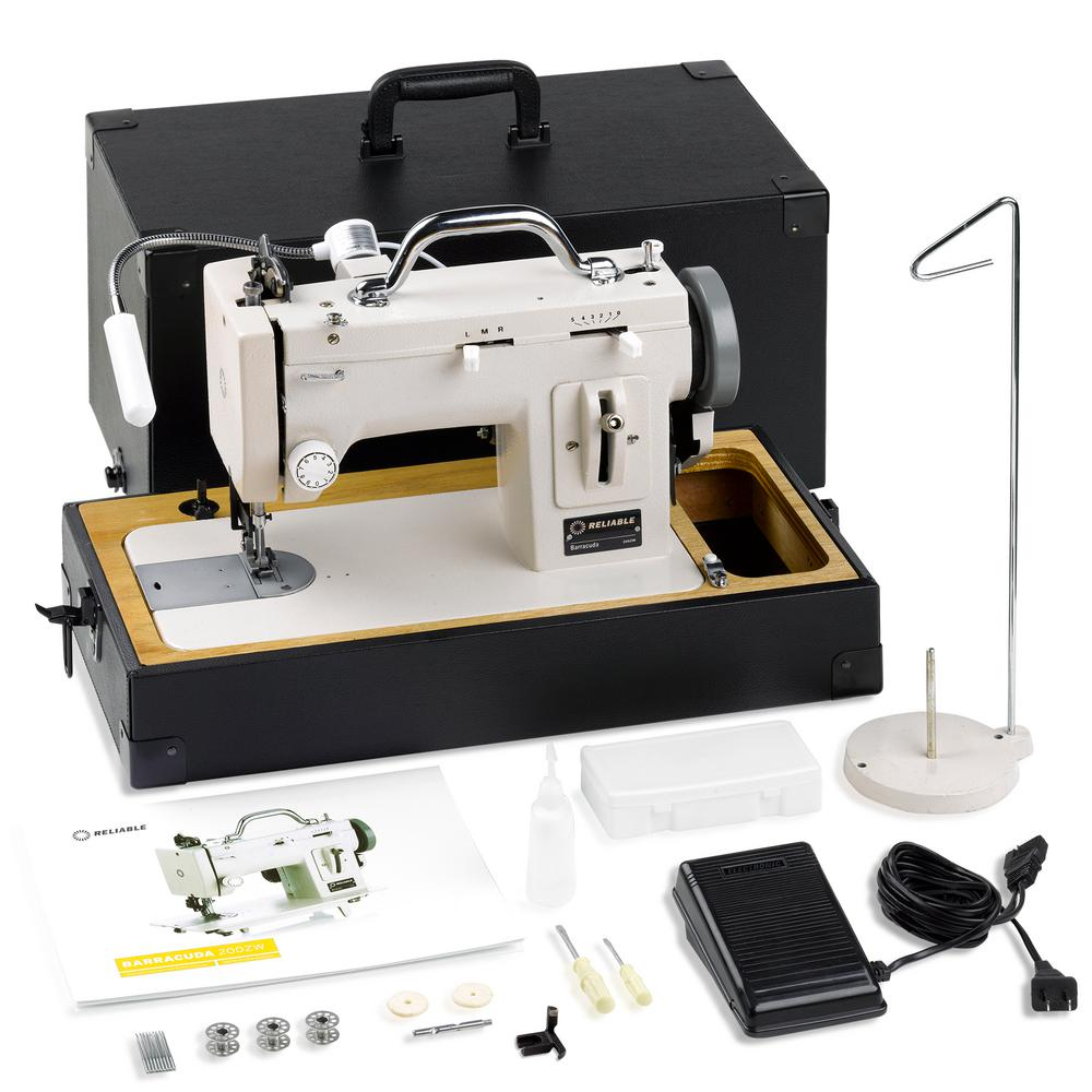 Reliable Sewing Machine With Carry Case 200zw Craftsman
