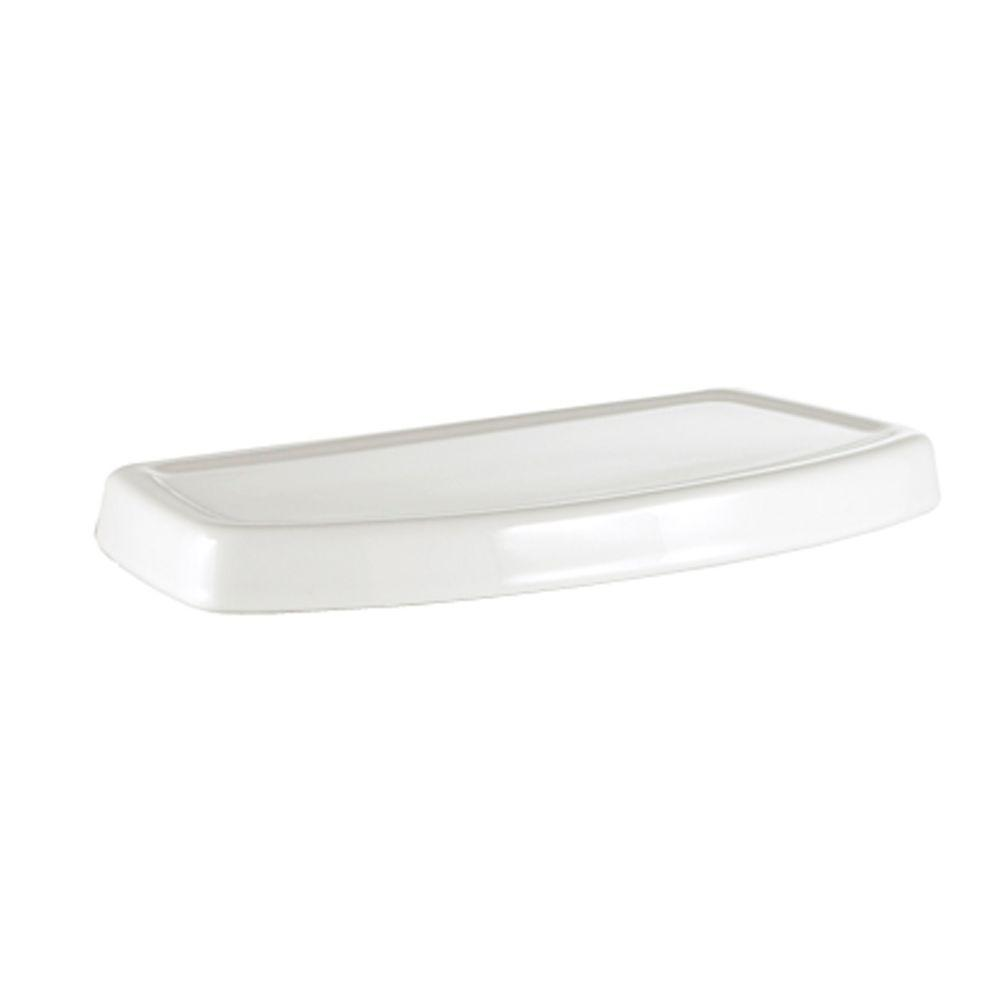 Compact Cadet 3 Toilet Tank Cover in White