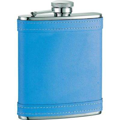 Lave X Lavender Leather Liquor Flask