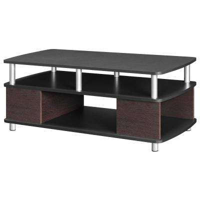 Windsor Cherry and Black Coffee Table