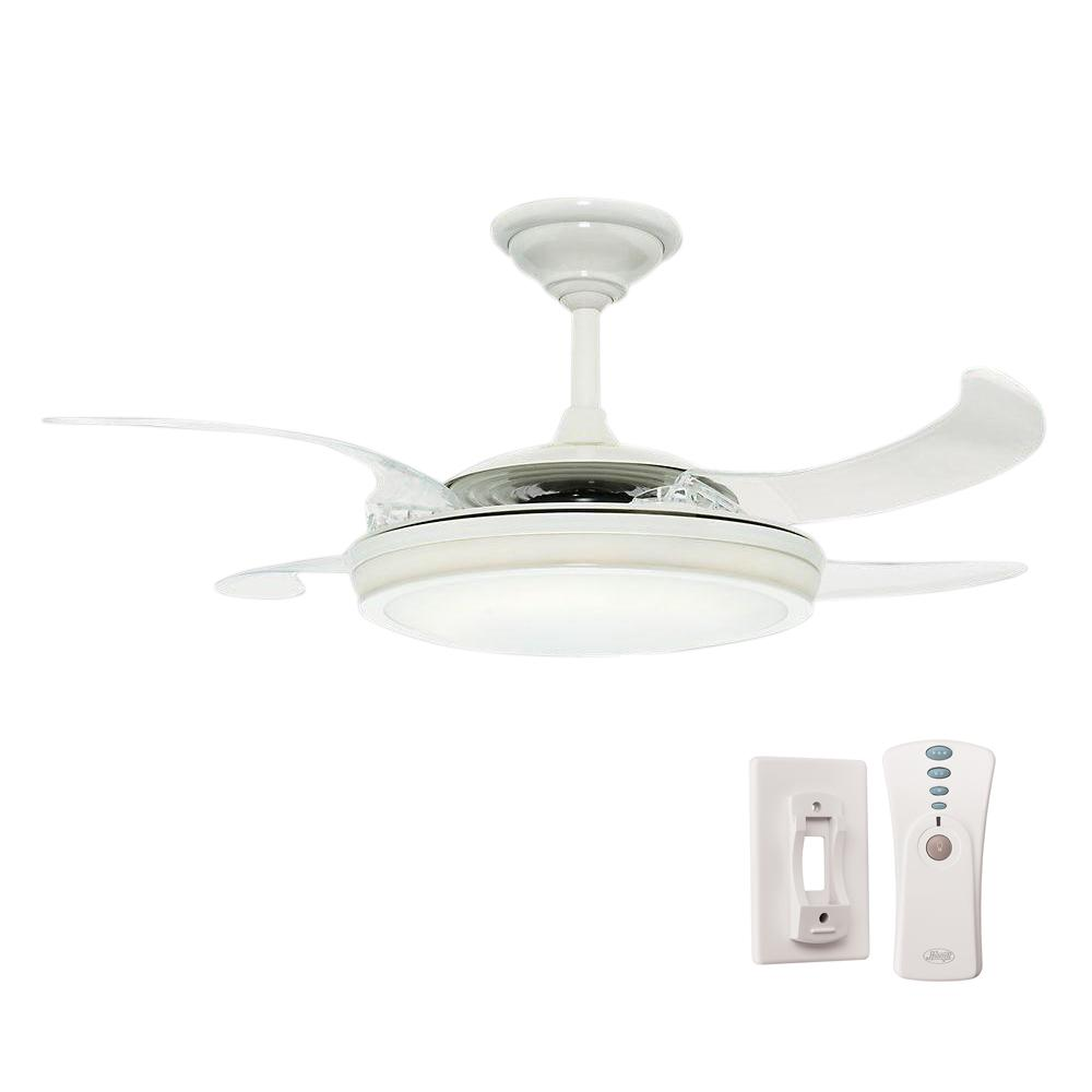 This Review Is From Fanaway 48 In Indoor White Ceiling Fan With Light