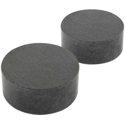 1/2 in. x 3/16 in. Ceramic Disc Magnet (40-Pack)