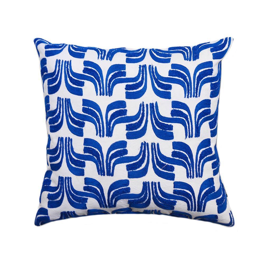 Modern Blues Throw Pillows Decorative Pillows Home Accents Extraordinary Blue Decorative Pillows Modern