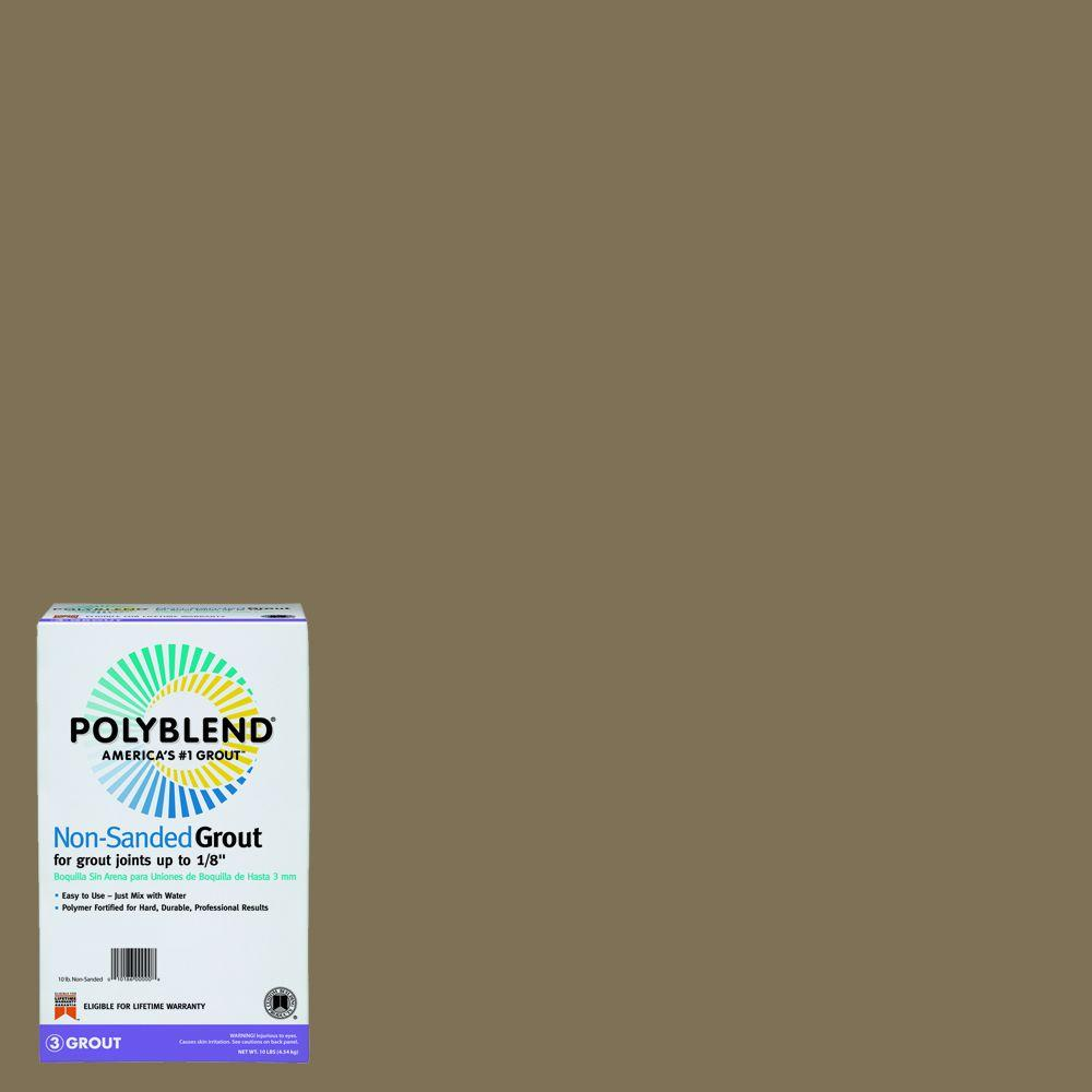 Polyblend #145 Light Smoke 10 lb. Non-Sanded Grout