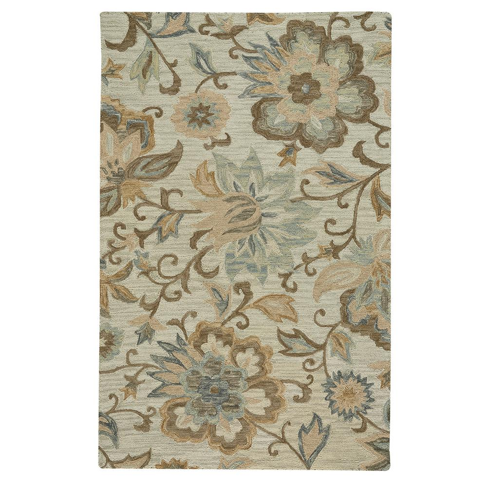Capel Lincoln Blooming Multi 4 ft. x 6 ft. Area Rug Capel Lincoln Blooming Multi 4 ft. x 6 ft. Area Rug