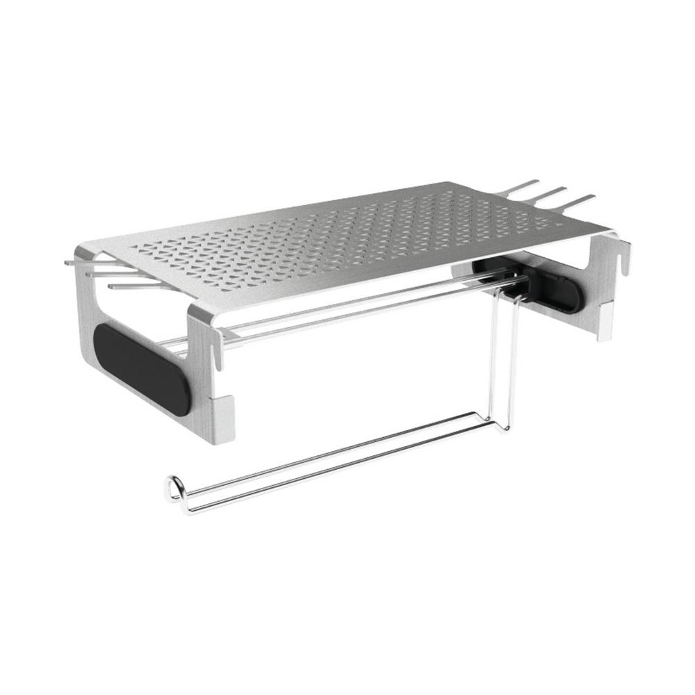 Stainless Steel Paper Towel Shelf
