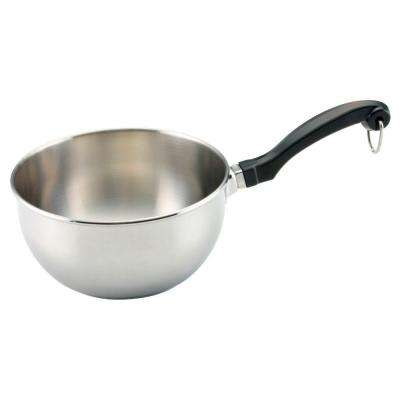 Classic Series 1.5 Qt. Stainless Steel Saucier