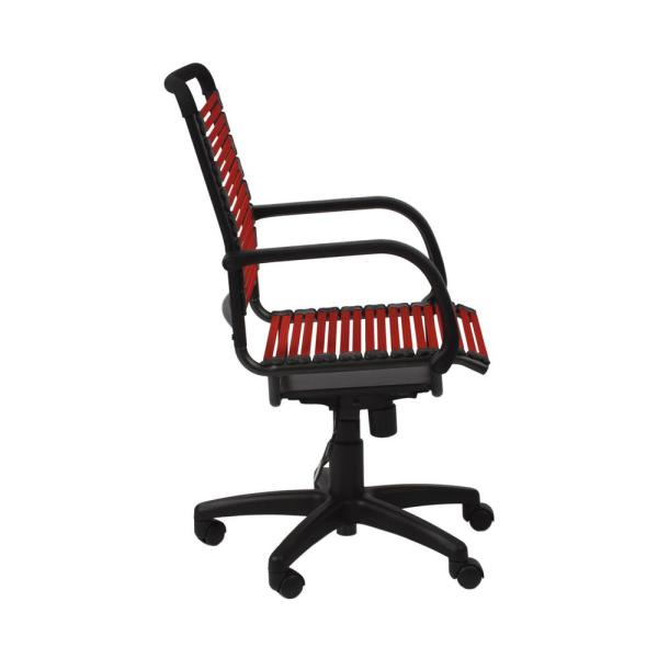 Eurostyle Bungie Red Flat High Back