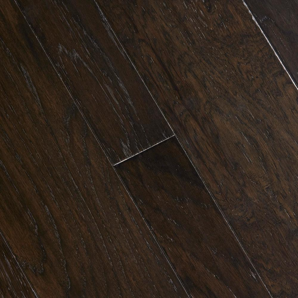Hs Distressed Lennox Hickory 3/8 In. T X 3 1/2 In. And 6 1/2 In. W X Varying Length Click Lock Hardwood (26.25 Sq.Ft/Cs) by Home Legend
