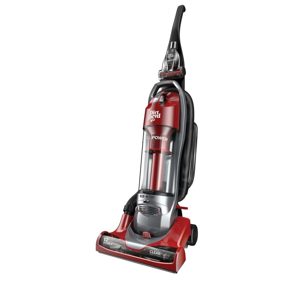 Total Power Cyclonic Bagless Upright Vacuum Cleaner
