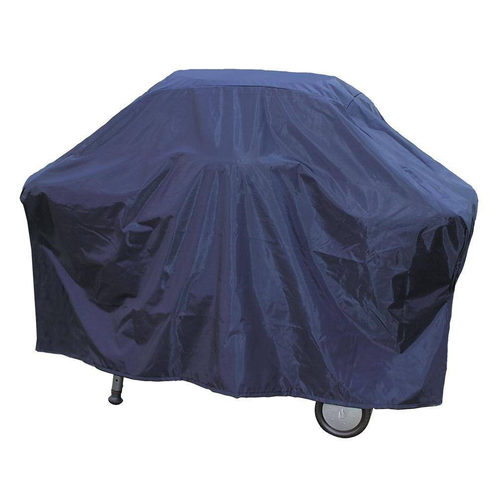 Char-Broil 68 in. Blue Grill Cover