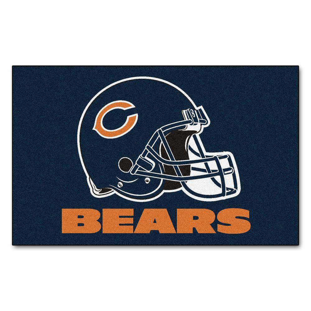 Chicago Bears 5 ft. x 8 ft. Ulti-Mat