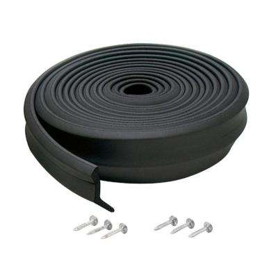 2 in. x 9 ft. Rubber Replacement for Garage Door Bottom