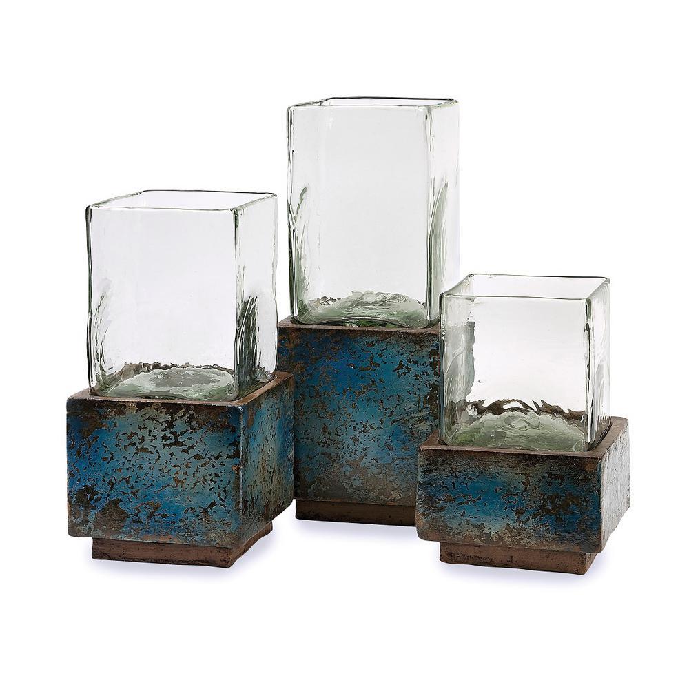 Cubo Terracotta Hurricanes (Set of 3)