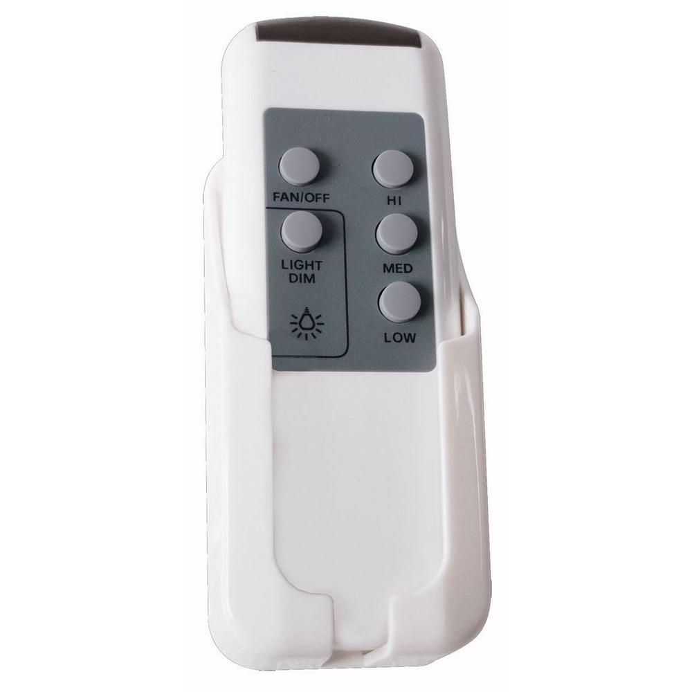 Design House Universal Ceiling Fan Remote Control