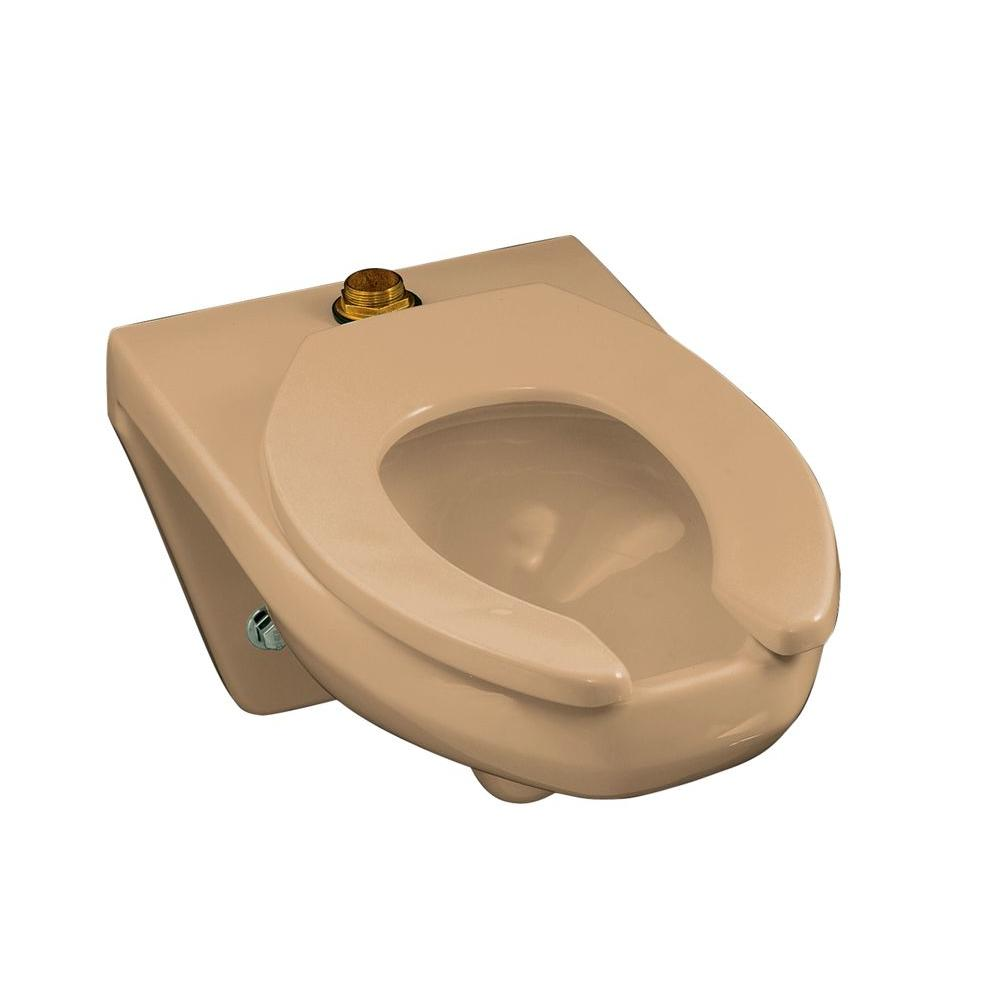 KOHLER Kingston Elongated Toilet Bowl Only in Mexican Sand