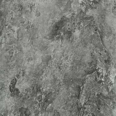 Textured Rock Grain Peppertree 12 in. x 24 in. x 6 mm Vinyl Plank Flooring (16.02 sq. ft. / case