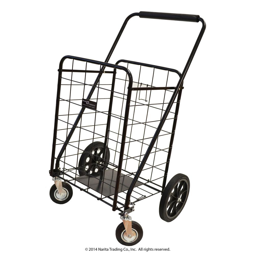 9f8132b37597 Super Cart in Black