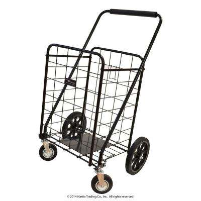Super Cart in Black