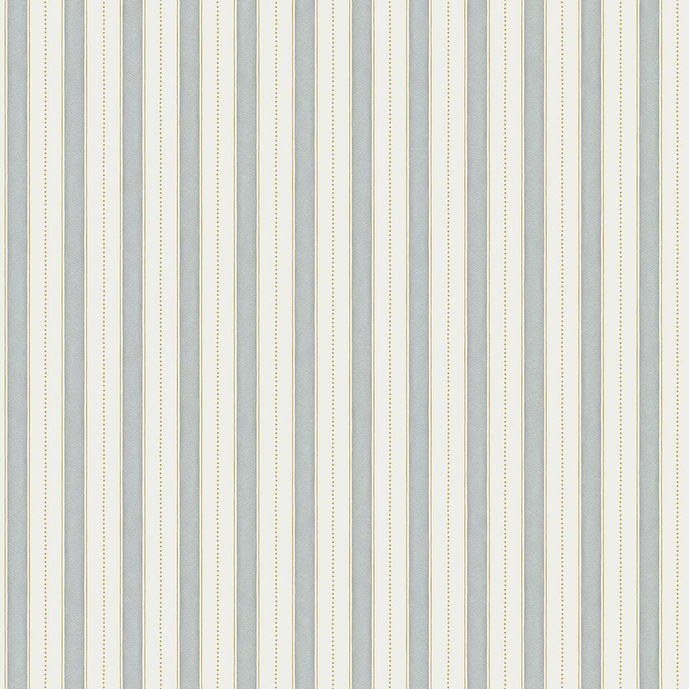 Symphony Light Blue Stripe Wallpaper