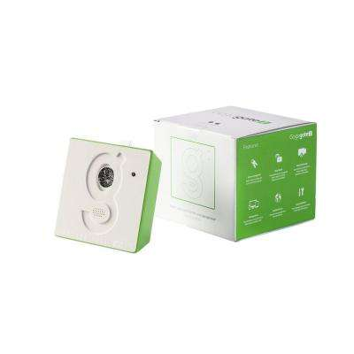 Wireless Remote Garage Door Opener for Smartphones with Sensor