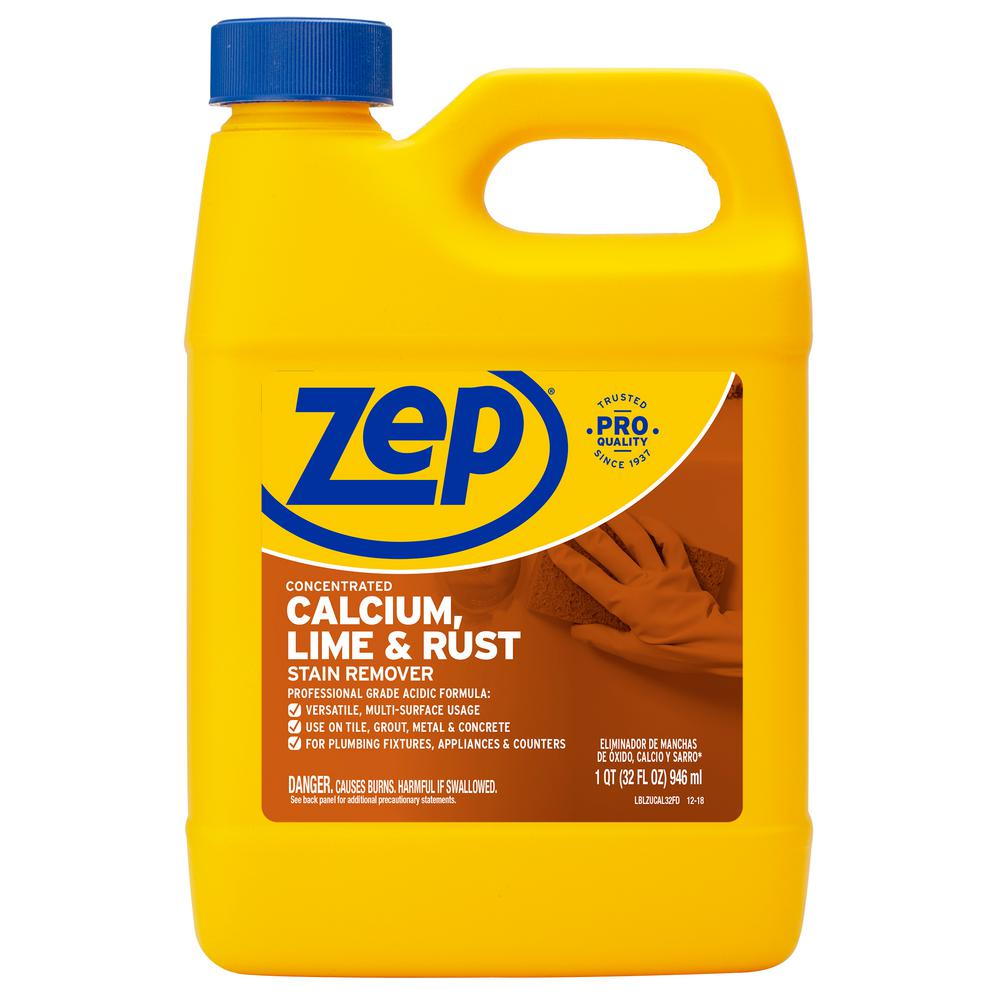ZEP 32 oz. Calcium, Lime and Rust Stain Remover