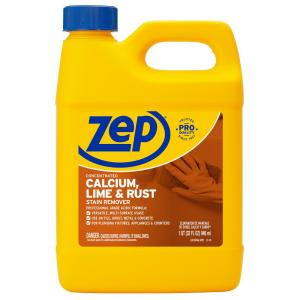 CLR 28 oz  Calcium, Lime and Rust Remover-CL-12 - The Home Depot