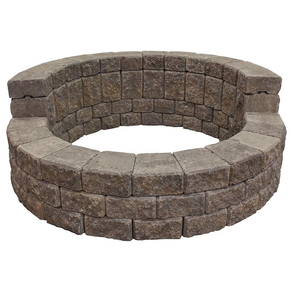 Concrete Romanstack High Back