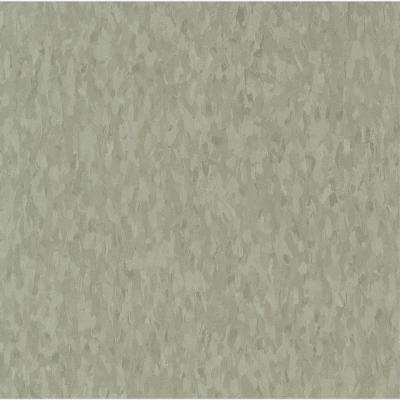 Take Home Sample - Imperial Texture VCT Granny Smith Standard Excelon Commercial Vinyl Tile - 6 in. x 6 in.