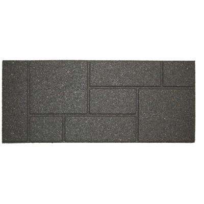 Cobblestone 10 In X 36 Gray Stair Tread 4 Pack