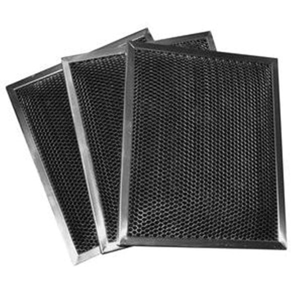 Whirlpool Charcoal Hood Filter (3 Pack)