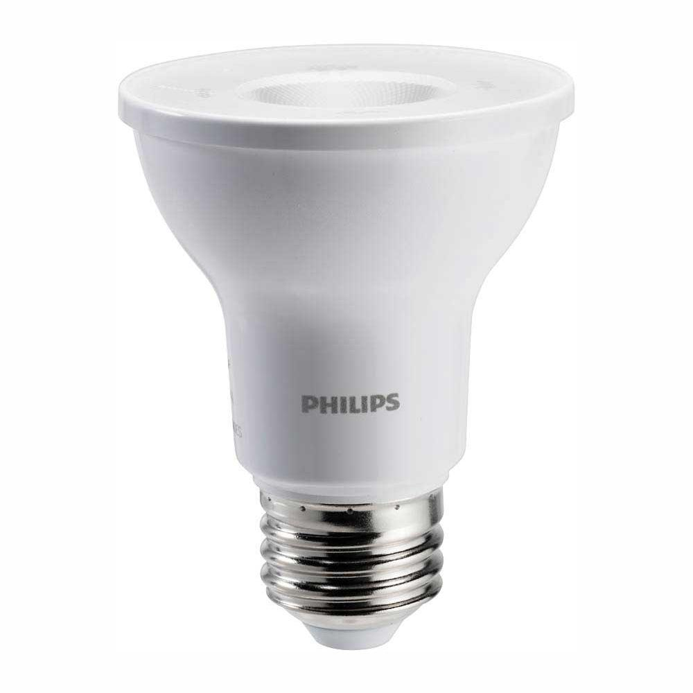 Philips 50-Watt Equivalent PAR20 LED Energy Star Light Bulb Bright White SO was $13.85 now $7.95 (43.0% off)