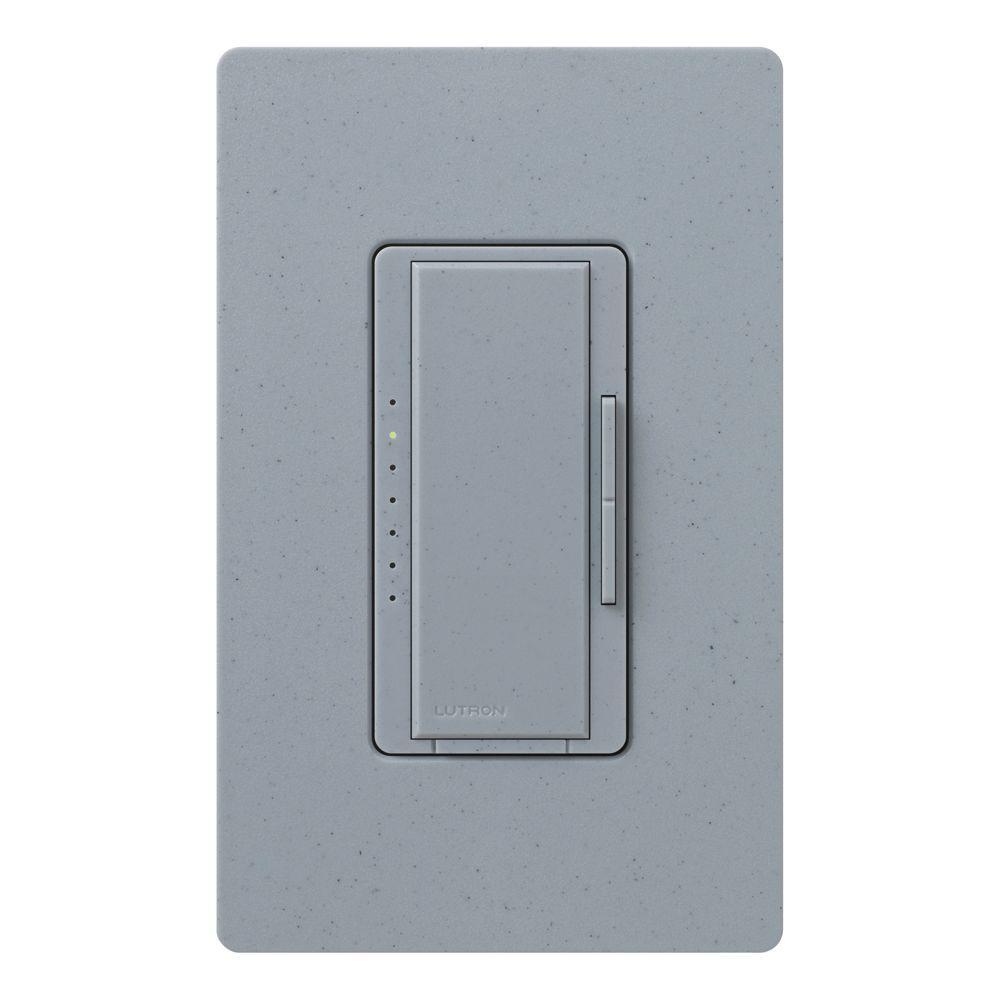 Lutron Maestro 600-Watt Multi-Location Digital Dimmer ... on