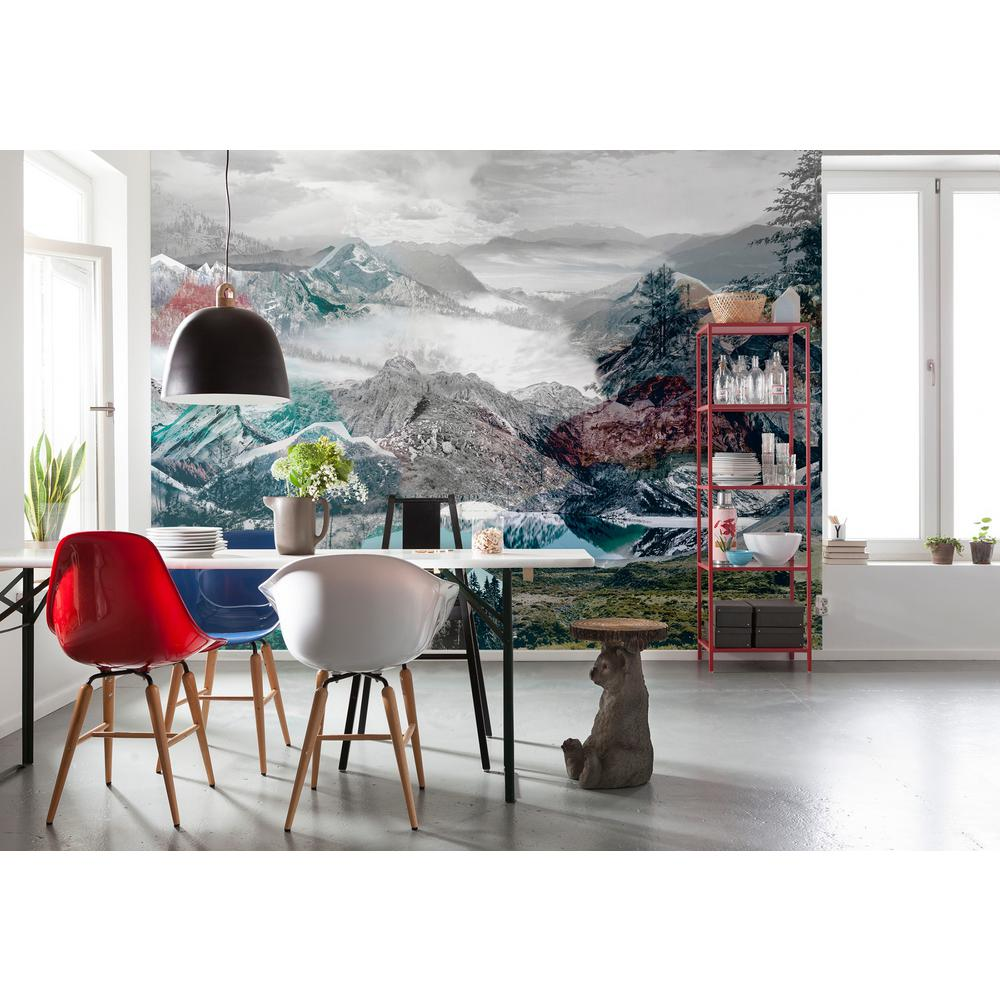 Scenic landscapes wall murals wall decor the home depot up amipublicfo Image collections