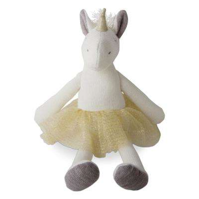 White Unicorn Plushie