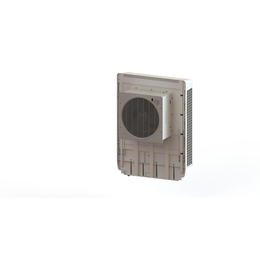 Bonaire Durango 5900 Cfm 3 Sd Window Evaporative Cooler For 1900 Sq Ft