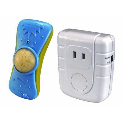 Heath Zenith Wireless Command Child's Lamp Remote Set - White