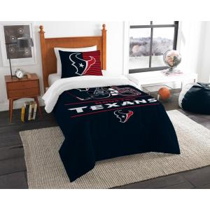 570b9bce Texans Heritage Silk Touch Throw 1NFL071030119RET - The Home Depot