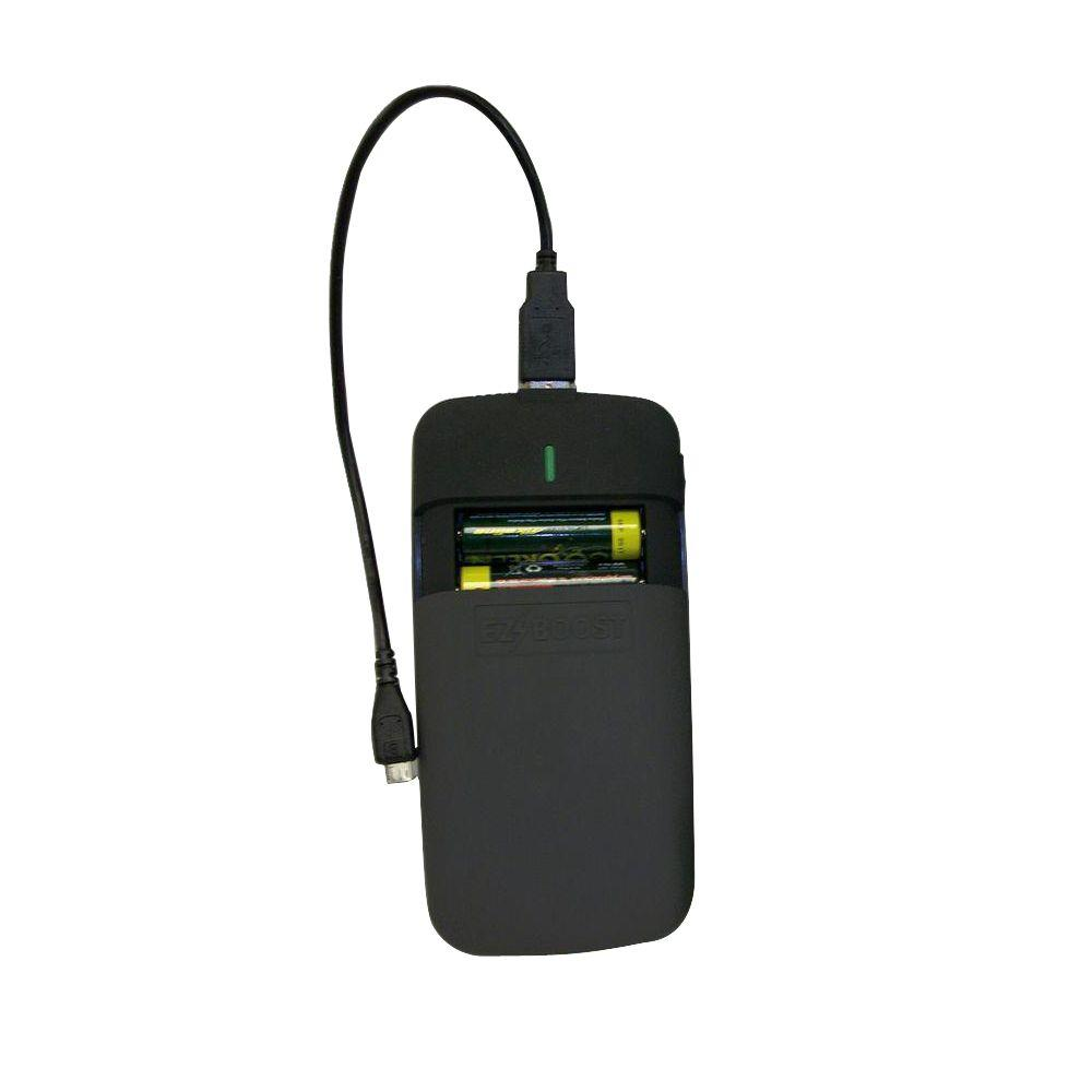 Power By Go Green EZ-Boost Mobile Charger for Cell Phone and Mobile Devices