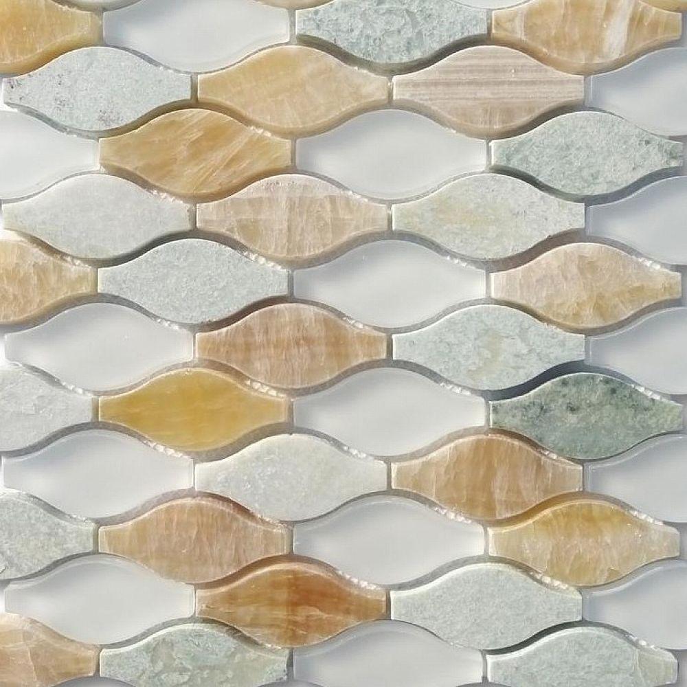 Splashback tile micro grass seed glass and marble floor and wall splashback tile micro grass seed glass and marble floor and wall tile 3 in dailygadgetfo Choice Image