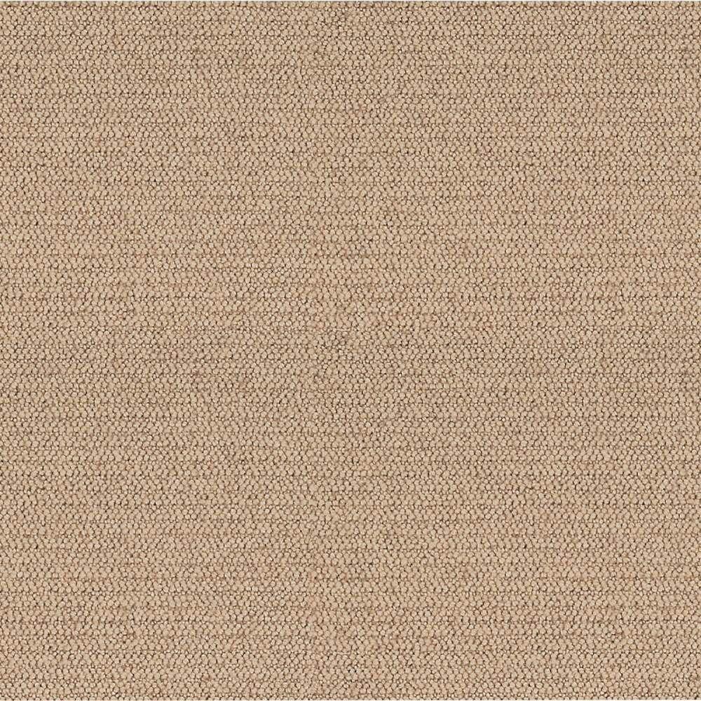 Hampton Rib - Color Oatmeal Loop 13 ft. 2 in. Carpet