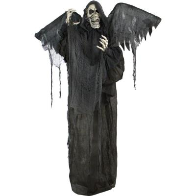 63 in. Touch Activated Animatronic Reaper