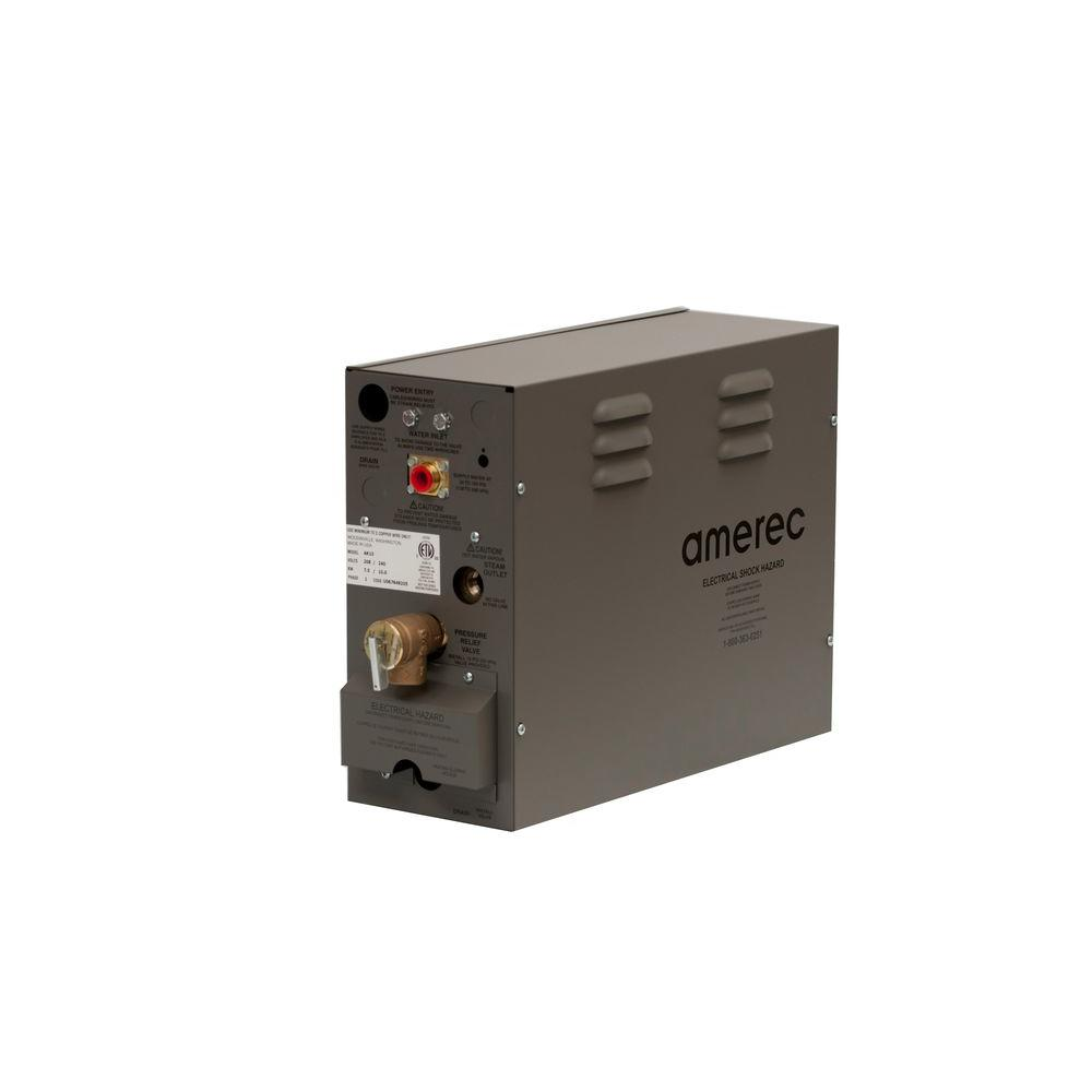 Amerec 10 kW Residential Steam Bath Generator