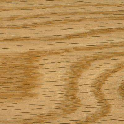 Natural Red Oak Canadian Solid Hardwood Flooring - 5 in. x 7 in. Take Home Sample