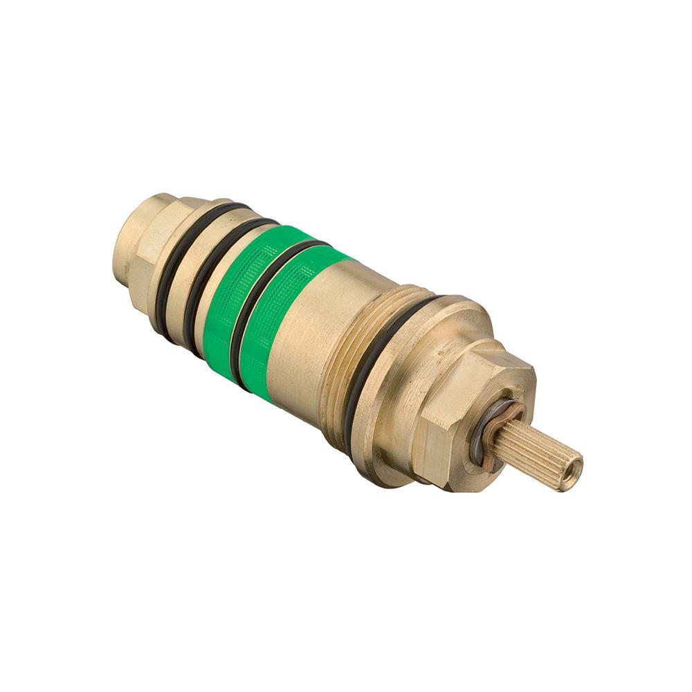 Hansgrohe MTC Thermostatic Cartridge-94282000 - The Home Depot
