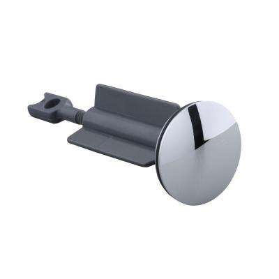 1.55 in. Top Diameter Pop-Up Stopper in Polished Chrome