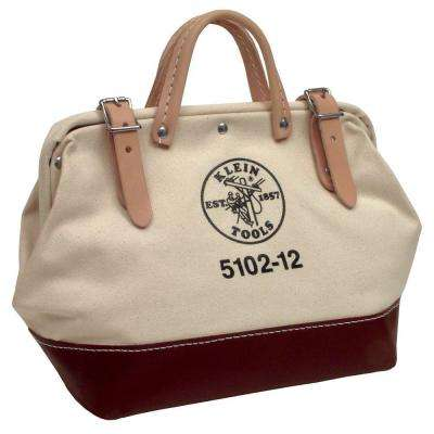 12 in. Canvas Tool Bag