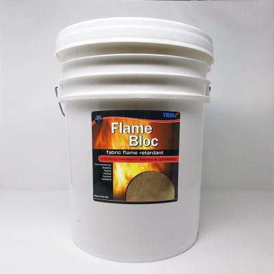 Flame Bloc Fabric Protector 5 Gallons