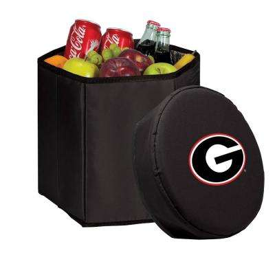 12 Qt. Georgia Bulldogs Black Bongo Cooler